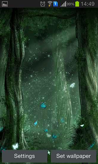 Download Fairy forest by Iroish - livewallpaper for Android. Fairy forest by Iroish apk - free download.