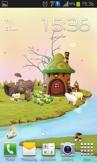 Download livewallpaper Fairy house for Android. Get full version of Android apk livewallpaper Fairy house for tablet and phone.