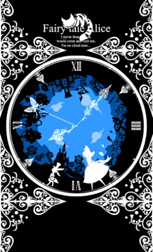 Fairy Tale Alice Live Wallpaper For Android Free Download Tablet And Phone
