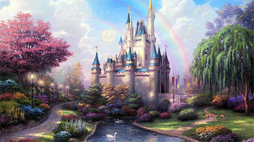 Fairy tale by Amazing Live Wallpaperss