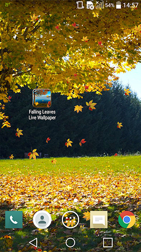 Download livewallpaper Falling leaves by Wallpapers and Backgrounds Live for Android. Get full version of Android apk livewallpaper Falling leaves by Wallpapers and Backgrounds Live for tablet and phone.