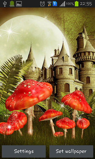 Download Fantasy - livewallpaper for Android. Fantasy apk - free download.