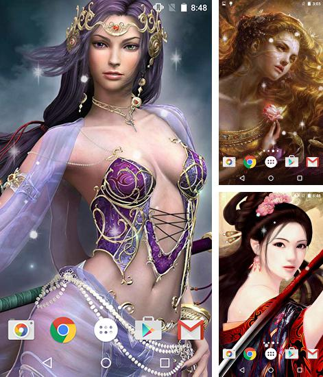 Download live wallpaper Fantasy by Free wallpapers and backgrounds for Android. Get full version of Android apk livewallpaper Fantasy by Free wallpapers and backgrounds for tablet and phone.