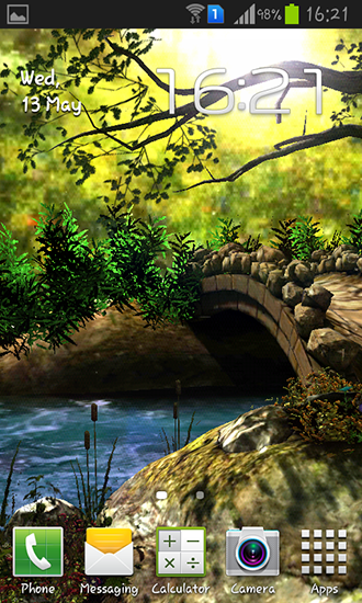 Download livewallpaper Fantasy forest 3D for Android. Get full version of Android apk livewallpaper Fantasy forest 3D for tablet and phone.