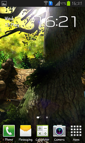 Download Fantasy forest 3D - livewallpaper for Android. Fantasy forest 3D apk - free download.