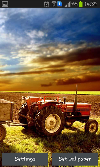 Download livewallpaper Farm tractor 3D for Android. Get full version of Android apk livewallpaper Farm tractor 3D for tablet and phone.