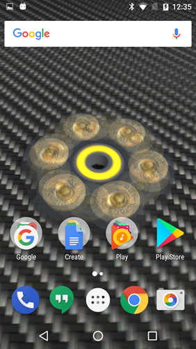 Download Fidget Spinner - livewallpaper for Android. Fidget Spinner apk - free download.