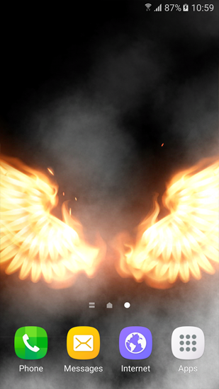 Download Fire - livewallpaper for Android. Fire apk - free download.