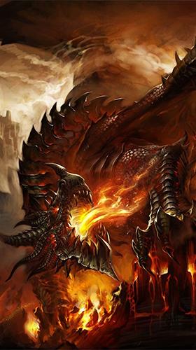 Fire Dragon 3d Pour Android à Télécharger Gratuitement Fond