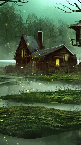 Fireflies by Jango LWP Studio