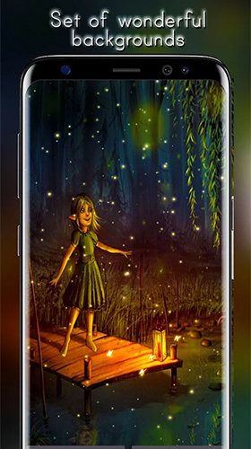 Download Fireflies by Live Wallpapers HD - livewallpaper for Android. Fireflies by Live Wallpapers HD apk - free download.