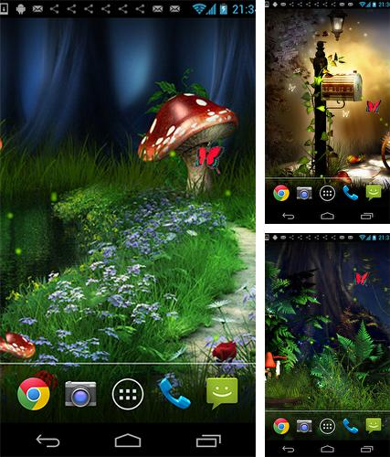 Download live wallpaper Firefly by orchid for Android. Get full version of Android apk livewallpaper Firefly by orchid for tablet and phone.