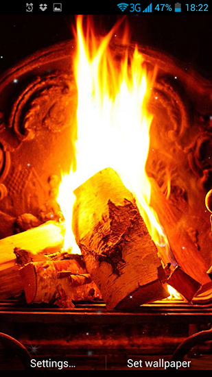 Download livewallpaper Fireplace for Android. Get full version of Android apk livewallpaper Fireplace for tablet and phone.