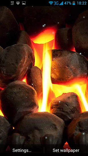 Download Fireplace - livewallpaper for Android. Fireplace apk - free download.