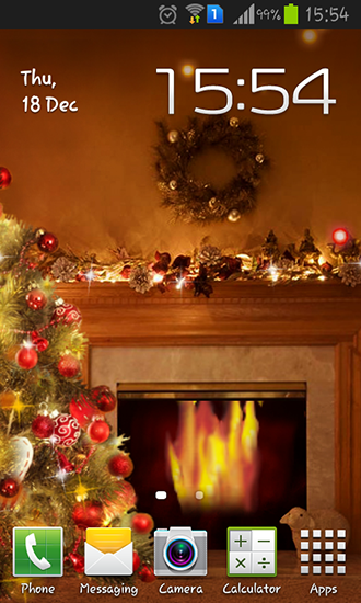 Download livewallpaper Fireplace New Year 2015 for Android. Get full version of Android apk livewallpaper Fireplace New Year 2015 for tablet and phone.
