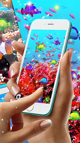 Download Fish - livewallpaper for Android. Fish apk - free download.