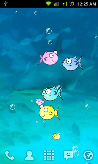 Download Fishbowl by Splabs - livewallpaper for Android. Fishbowl by Splabs apk - free download.