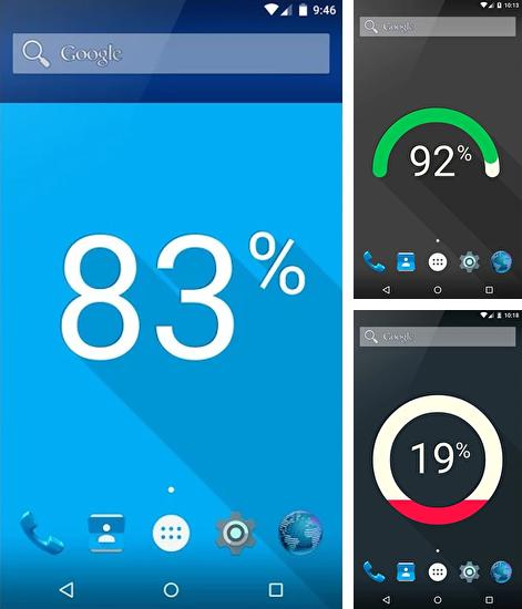 Download live wallpaper Flat Battery for Android. Get full version of Android apk livewallpaper Flat Battery for tablet and phone.
