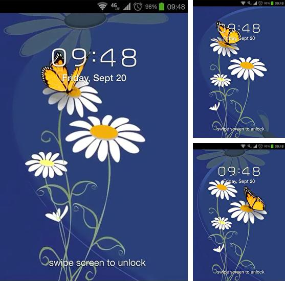 Download Live Wallpaper Flowers And Butterflies For Android Get Full Version Of Apk Livewallpaper