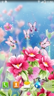 Flowers by Live wallpapers live hintergründe kostenlos herunterladen. Full Android Apk Version Flowers by Live wallpapers live wallpaper für handy und tablet.