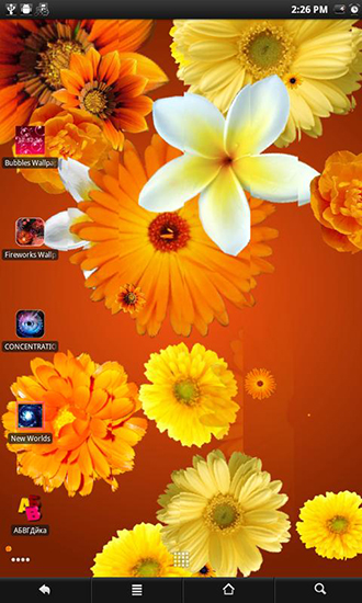 Download livewallpaper Flowers live wallpaper for Android. Get full version of Android apk livewallpaper Flowers live wallpaper for tablet and phone.