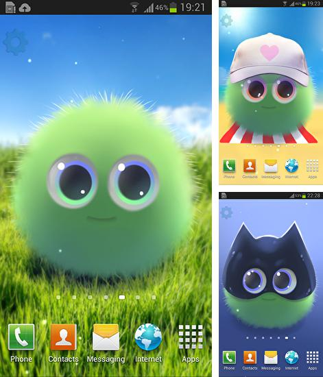 Download live wallpaper Fluffy Chu for Android. Get full version of Android apk livewallpaper Fluffy Chu for tablet and phone.