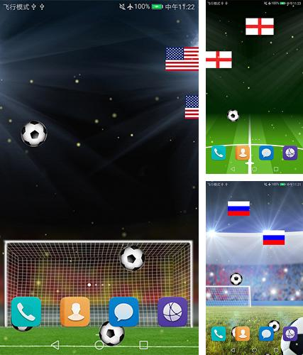 Download live wallpaper Football 2018 for Android. Get full version of Android apk livewallpaper Football 2018 for tablet and phone.