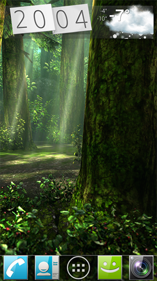 Download Forest HD - livewallpaper for Android. Forest HD apk - free download.