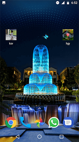 Download livewallpaper Fountain 3D for Android. Get full version of Android apk livewallpaper Fountain 3D for tablet and phone.