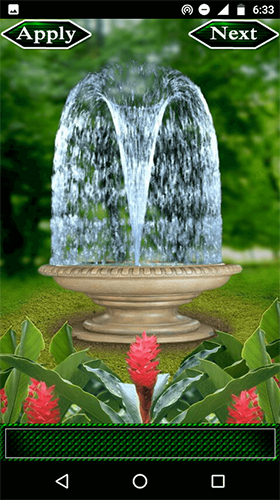 Download Fountain 3D - livewallpaper for Android. Fountain 3D apk - free download.