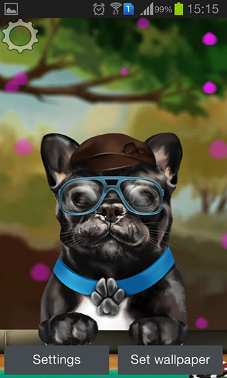 Download French bulldog - livewallpaper for Android. French bulldog apk - free download.