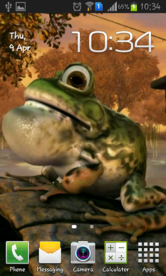 Download livewallpaper Frog 3D for Android. Get full version of Android apk livewallpaper Frog 3D for tablet and phone.