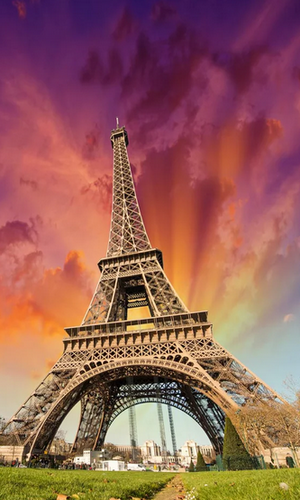 Sunny Paris Live Wallpaper For Android Sunny Paris Free Download For Tablet And Phone