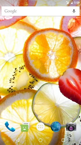 Download Fruits by Wasabi - livewallpaper for Android. Fruits by Wasabi apk - free download.