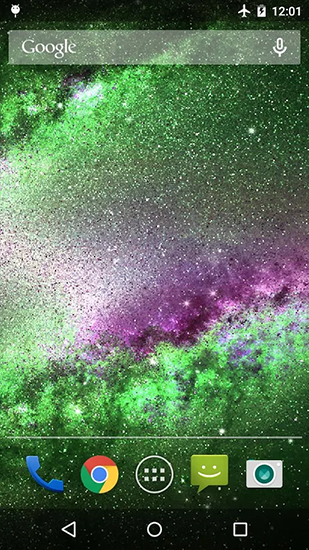 Download Galaxy dust - livewallpaper for Android. Galaxy dust apk - free download.