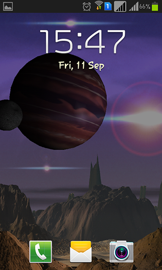 Screenshots of the Galaxy legends for Android tablet, phone.