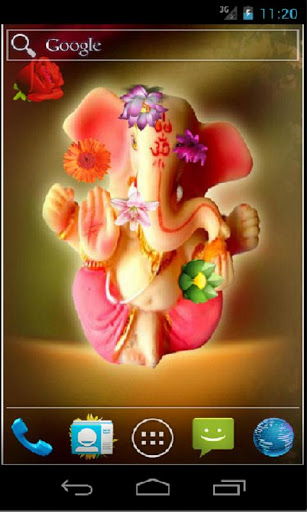 Ganesha HD live wallpaper for Android. Ganesha HD free ...