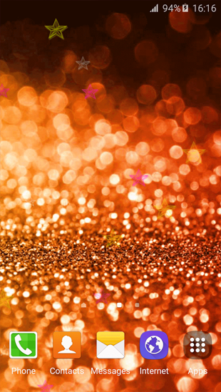 Download livewallpaper Glitters for Android. Get full version of Android apk livewallpaper Glitters for tablet and phone.