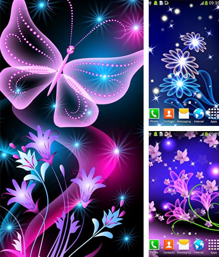 Glowing by Live Wallpapers Free