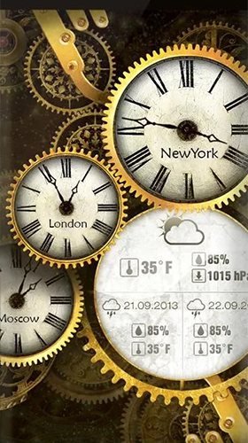 Download livewallpaper Gold clock by Mzemo for Android. Get full version of Android apk livewallpaper Gold clock by Mzemo for tablet and phone.