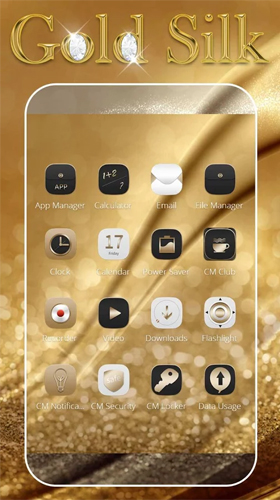 Download livewallpaper Gold silk for Android. Get full version of Android apk livewallpaper Gold silk for tablet and phone.