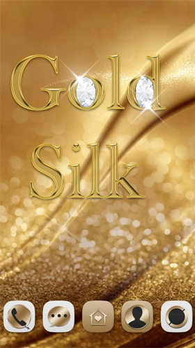 Download Gold silk - livewallpaper for Android. Gold silk apk - free download.