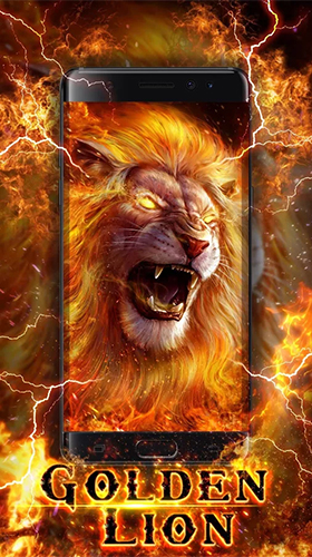 Download livewallpaper Golden lion for Android. Get full version of Android apk livewallpaper Golden lion for tablet and phone.