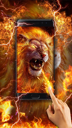Download Golden lion - livewallpaper for Android. Golden lion apk - free download.