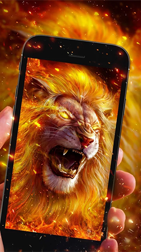 Screenshots of the Golden lion for Android tablet, phone.