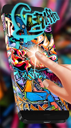 Download livewallpaper Graffiti wall for Android. Get full version of Android apk livewallpaper Graffiti wall for tablet and phone.