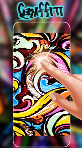 Graffiti Wall Live Wallpaper For Android Graffiti Wall Free