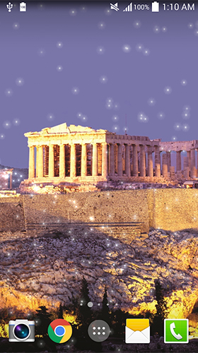 Download livewallpaper Greece night for Android. Get full version of Android apk livewallpaper Greece night for tablet and phone.