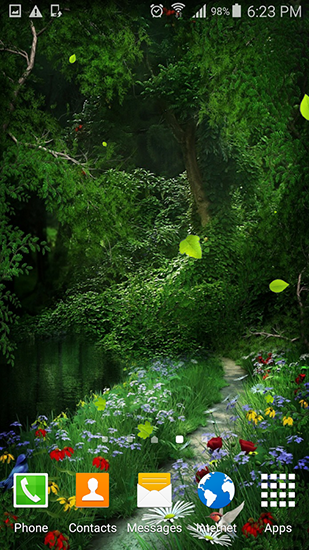 Download Green - livewallpaper for Android. Green apk - free download.