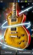 Guitar by Happy live wallpapers - download free live wallpapers for Android. Guitar by Happy live wallpapers full Android apk version for tablets and phones.